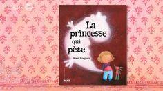 """HISTOIRE - LA PRINCESSE QUI PETEEmma rêve de devenir la princesse de son papa mais les princesses ne pètent pas et Emma n'arrête pas de faire des """"proutes"""".  Le responsable ? Un animal bien enc"""