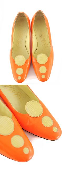 1968 - Valentino and Stella McCartney are re-viving this dot motif this fall 2014-2015!! Like these shoes.