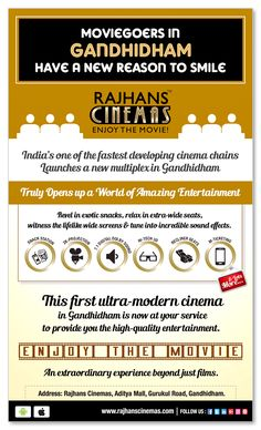 #RajhansCinemas latest #Blog.