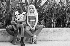 Preview: Anja Konstantinova mostra de que é feito o verão 2014 da Ausländer - Vogue | Mundo vogue