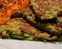 Panqueca de Grão-de-Bico e Abobrinha (vegana)