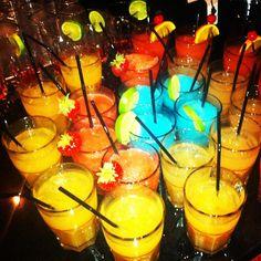 Make your own cocktails! #hardrock #cocktails #Manchester