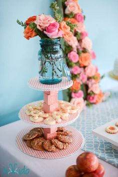 Alphabet Birthday Party Ideas | Photo 7 of 36 | Catch My Party
