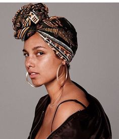 Celebrities are inspiring us with their head wrap style!