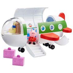 BuyPeppa Pig Air Peppa Jet Online at johnlewis.com
