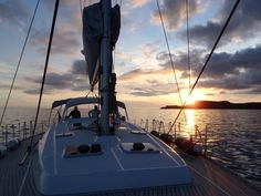 Luxury Mediterranean Sailing Holidays on the French & Italian Riviera - Essential Sailing Sailing Holidays, Luxury Yachts, Cannes, Sunsets, Cruise, Island, French, Beautiful, French People