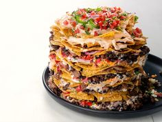 Get this all-star, easy-to-follow Trash Can Nachos recipe from Guy Fieri