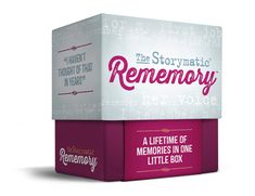 Rememory card game – The Storymatic
