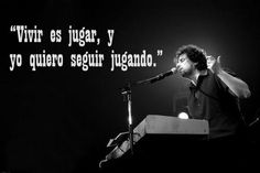 Calamaro Pop Rock, Rock And Roll, Music Songs, My Music, Lyric Quotes, Me Quotes, Rock Argentino, Rock Quotes, Pretty Quotes
