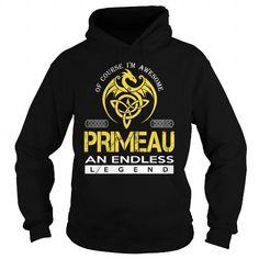 I Love PRIMEAU An Endless Legend (Dragon) - Last Name, Surname T-Shirt T-Shirts