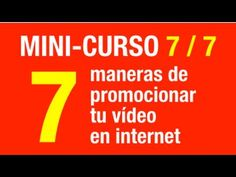 "Mini curso 7/7: ""Hacer comentarios en blogs"" - Curso vídeo Marketing - http://www.highpa20s.com/link-building/mini-curso-77-hacer-comentarios-en-blogs-curso-video-marketing/"