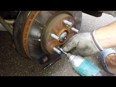 Honda ridgeline transmission fluid change car repair pinterest how to change brakes on honda odyssey 2010 2009 2008 20072006 sciox Image collections