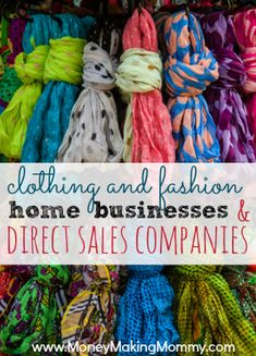 Fashion Home Business! Love the idea of having a fashion or clothing business. Here is a list of direct sales companies to explore! Business Checks, Business Tips, Online Business, Business Quotes, Busy At Work, Work From Home Jobs, Direct Sales Companies List, Home Websites, Home Based Business Opportunities