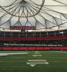 AtlantaCarpetRepairExpert.simdif.com We Have Even Seamed together carpet in the Georgia Dome in 2016.