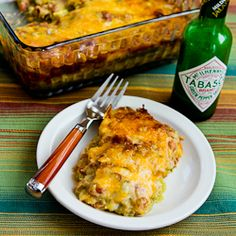 ... Casseroles on Pinterest | Pinto beans, Mexican casserole and Chile