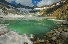 Grubensee Berner Oberland