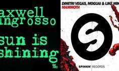 Axwell & Ingrosso – Sun Is Shining (W&W Remix) Vs Dimitri Vegas MOGUAI & Like Mike – Mammoth
