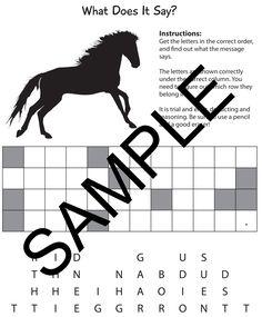 12 Horse Lover S Math Resources Ideas Horse Lover Horse Crazy Math