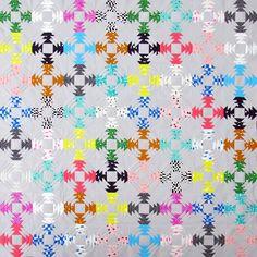 Red Pepper Quilts- Printshop Pineapple Quilt pattern