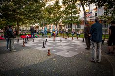 Bratislava maxi chess