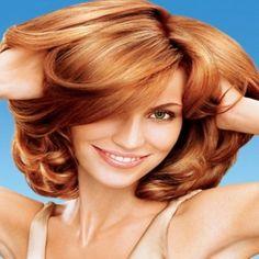 Dry Hair Treatment for Brittle, Damaged Hair. Very effective. Beauty Skin, Hair Beauty, Dry Hair Treatment, Hair Treatments, Strawberry Blonde Hair, Natural Hair Styles, Long Hair Styles, Great Hair, Damaged Hair