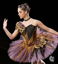 Curtain Call Costumes® - Titania Queen Of The Fairies Separates ♥ www.thewonderfulworldofdance.com #ballet #dance