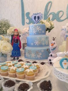 Frozen (Disney) Anniversary (Wedding) Party Ideas | Photo 4 of 9 | Catch My Party