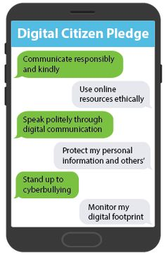 Students will need to use responsible and kind language in their storytelling. They need to be aware of the dangers and ethical problems that come with using digital storytelling as a form of cyber bullying. They also need to report if they see cyber bullying online.