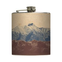 Let your mind wander to a snowy mountain peak with the help of your favorite grownup beverage sealed in this adventurous flask. Reach new heights with the artistic appeal of a handmade stainless steel ...  Find the Pike's Peak Flask, as seen in the Valentine's Day Gifts for Him Collection at http://dotandbo.com/collections/valentines-day-gifts-for-him-2016?utm_source=pinterest&utm_medium=organic&db_sku=113904