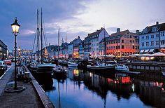 Copenhagen, Denmark - My favourite
