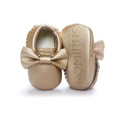 Tassels Baby Girl Moccasin Newborn Babies Shoes Soft Bottom PU leather Prewalkers Boots