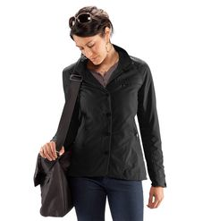 I don't need it but sure do want it for this spring season. Is owning three Nau jackets too much? Naw....or is that Nau?! :D