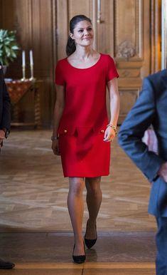 Crown Princess Victoria - Prada