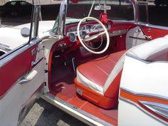 1957 Pontiac Bonneville Fuel Injected Convertible