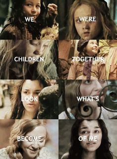 :'( I have to feel bad for Eponine but happy at the same time for Cosette