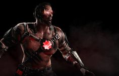 MKX Play As Rain Baraka Sindel Corrupted Shinnok Trainer