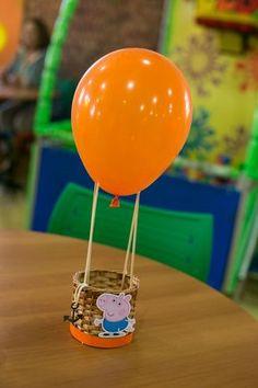 Decoração Peppa Pig e George- decoração masculina- festinha de menino- idéias de decoração festa infantil- idéias aniversário menino- idéias decoração peppa pig- lembrancinhas aniversário- lembrancinhas peppa pig- 2 anos - Tati Zanichelli Fotografia -3