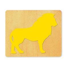 Lion- Large; IMC Die Cut #75