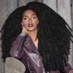 tk_wonder • no extensions.  Gorgeous Natural hair