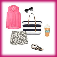 """""""MissusSmartyPants Skirt...what to wear to an amusement park"""" by mspsmartypants on Polyvore"""