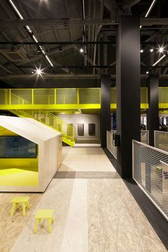 Coordinate Asia Designs Shanghai's New Kids Museum of Glass — KNSTRCT - Carefully Curated Design News