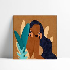 Easy Canvas Art, Simple Canvas Paintings, Small Canvas Art, Mini Canvas Art, Art Paintings, Black Canvas, Canvas Artwork, Painting Inspiration, Watercolor Art