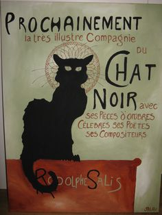 My own Chat noir