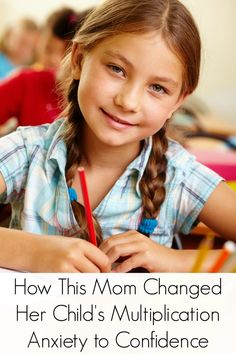 One mom transformed her daughter's crippling frustrations with the times tables into feelings of pride and confidence. READ HOW! (affiliate link)
