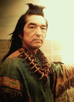Graham Greene.  Dances With Wolves.                                                                                                                                                                                 More