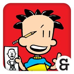 Big Nate-Comix by U! (iOS 4.3): Create your own Big Nate comics in this app that lets users choose from the familiar characters and settings of the increasingly popular book series. $0.99 2/19/16
