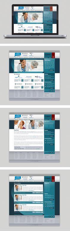 Website designed for Connecticut Occupational Medicine Partners, LLC.