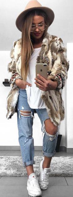 #winter #outfits In Love Con Este Abrigo De @prettychicoviedo