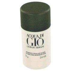 Acqua Di Gio By Giorgio Armani Deodorant Stick 2.6 Oz