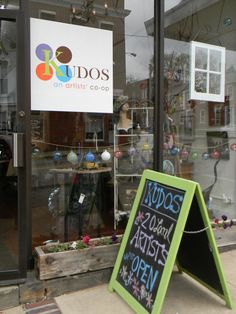 Kudos, an Artists Co-op in Mount Vernon, OH. 20 artists and great art!